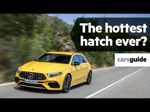 Mercedes-AMG A45 S 2020 review
