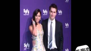 Syfy Upfronts 2013 - Sam Witwer Interview