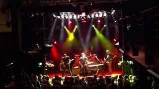 """Locked In The Basement"" - The Boxer Rebellion  //  [LIVE] Knust Hamburg - 08.03.2014"