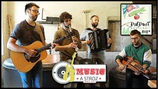 Telebelluno: DiaDuit a Music a Stroz
