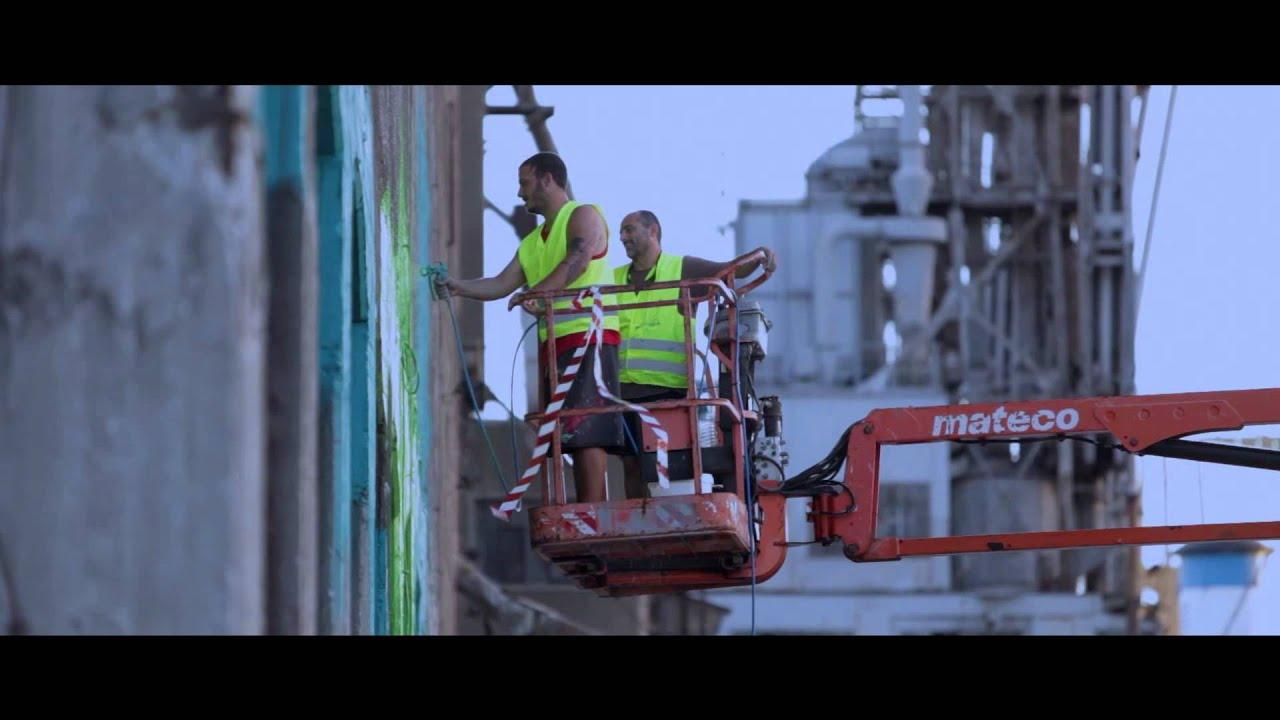 UrbanAct x OLP, Pireus, 2014