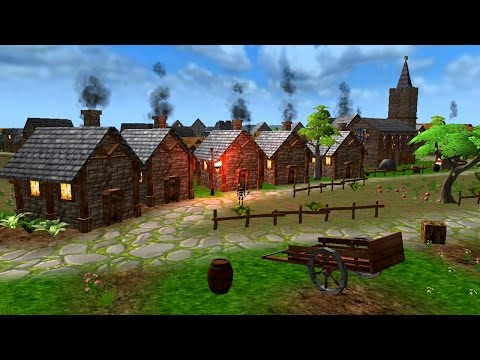 Java 3D Game Development 51: Tour of the Town