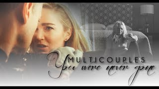 Multicouples | You Were Never Gone (bday Collab)