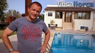 Video Anton auf der Finca Can Nofre