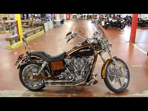 2008 Harley-Davidson CVO™ Screamin' Eagle® Dyna® in New London, Connecticut - Video 1