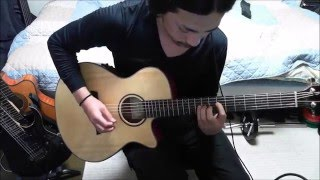 Dream Theater / Beneath The Surface【Acoustic Guitar Cover】