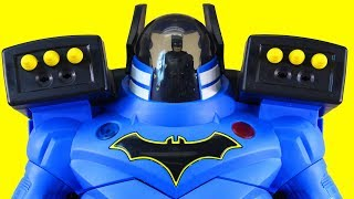 Imaginext Batbot Xtreme Robot And Batman Search For Power Rangers Megazord