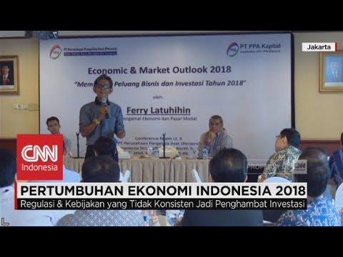 Pertumbuhan Ekonomi Indonesia 2018