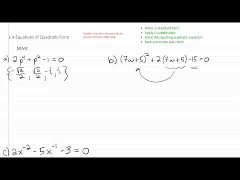 Solving Radical Equations p3
