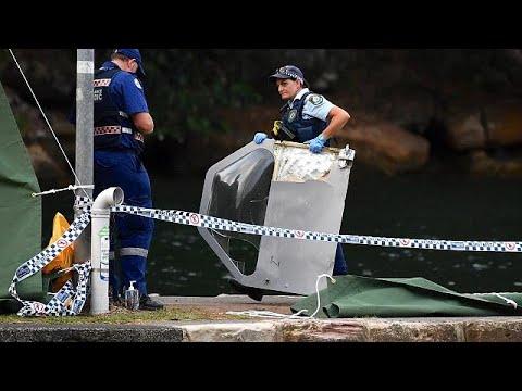 Σίδνεϊ-συντριβή υδροπλάνου: Μια οικογένεια Βρετανών νεκρή