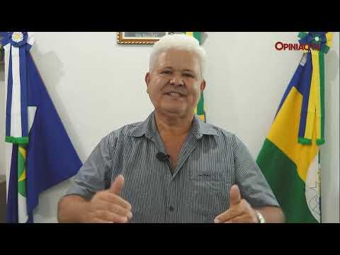Entrevista com Prefeito de Vila Rica Abmael (Vila Rica terra de oportunidades)