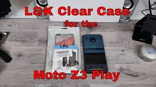 L&K Case for the Moto Z3 Play