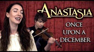 Minniva & Alexander Rybak - Once Upon a December (Cover)