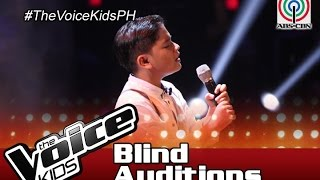 """The Voice Kids Philippines 2016 Blind Auditions: """"Can This Be Love"""" by Noel"""