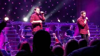 98 Degrees *Christmas Means to Me* Filmore 12/6/18