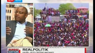 Realpolitik: 23rd July 2017; Sunday edition Pt 1
