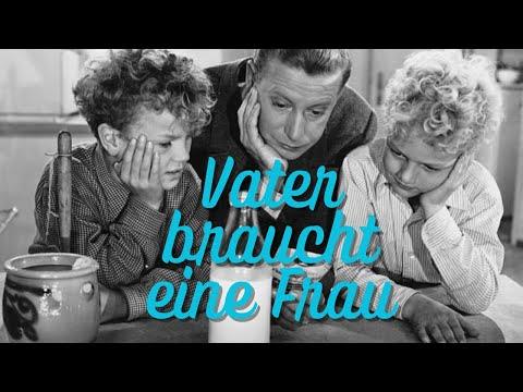Vater braucht eine Frau (1952) mit Dieter Borsche und Ruth Leuwerik