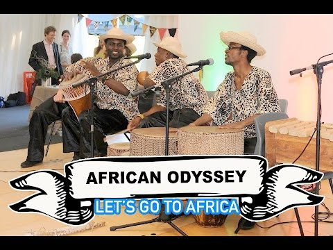 African Odyssey Video
