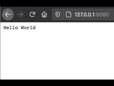 Hello World HTTP Example with OpenResty/Lua