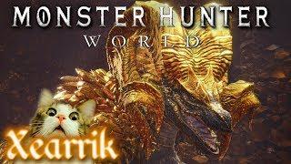 Monster Hunter World   New Event Quest + Farming Arch Tempered Kulve Taroth