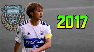 ManabuSAITO齋藤学•WelcometoKawasakiFrontale川崎フロンターレ•YokohamaF•Marinos•2017®ᴴᴰ