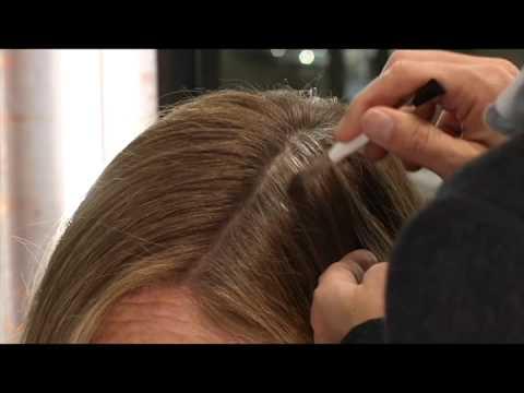 Die Masken für das Haar des brüchigen und feinen Haares