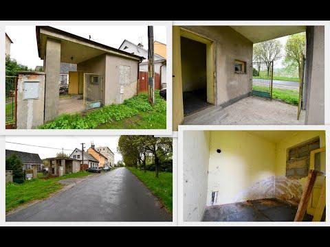 Video z << Pronájem garáže, 25 m2, Úštěk >>