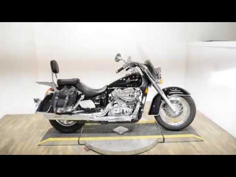 2004 Honda Shadow Aero in Wauconda, Illinois - Video 1