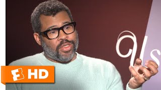 Jordan Peele Re-Enacts His Cameo in 'Us' | 'Us' Interview | Fandango All Access