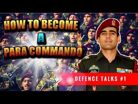 How To Become A PARA Commando - पैरा कमांडो कैसे बने