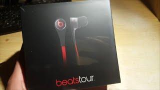 Beats By Dr.Dre Tour 2.0 Unboxing (deutsch) ( HD)