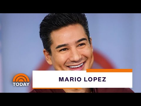 Mario Lopez Dishes On 'Saved By the Bell' Reboot | TODAY
