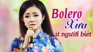 Bóng Nhỏ Đường Chiều - Nhạc Vàng Xưa Vượt Thời Gian - LK Bolero Phượng Kiều 2019