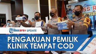 Kliniknya Jadi Tempat COD Alat Rapid Test Ilegal di Semarang, Ini Pengakuan Dokter Pemilik Klinik