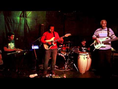 Fabulous FunkyBand - Chemical Reaction Live @ 50 Mason S.F.