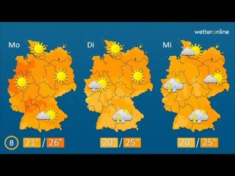 wetteronline.de: Das Wetter in 60 Sekunden (06.05.2016)