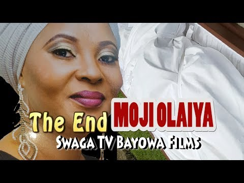 THE END MOJI OLAIYA. IKOYI CEMETARY FULL VIDEO. FAITHIA BALOGUN, MUYIWA ADEMOLA ...