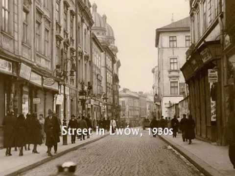 Stary Lwów: Zofia Terné  - Śpij, miglanc (Sleep, Urchin), Piosenka lwowska c.1950