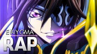 Rap Do Lelouch (Code Geass) | Zero | Enygma 55