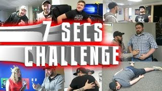 THE 7 SECONDS CHALLENGE! (JAMES YOUR MY FAVORITE!)