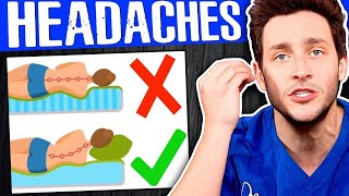 10 Surprising Triggers Of Your Headaches | Dr. Mike