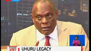David Murathe: President Uhuru legacy plans