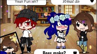 What do bees make? || Ft. Funneh, Alec, Gold || Funneh x Alec 💙❤️ || READ DESC-