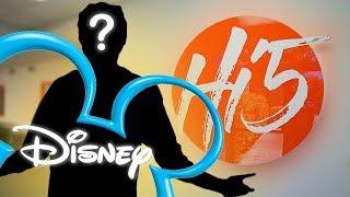 Disney Star Comes To Hi5 Studios!