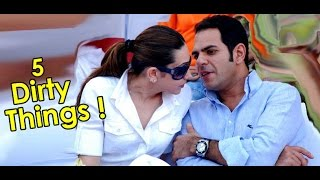 5 dirty things about Karishma - Sanjay's divorce !