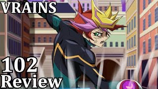 yugioh vrains episode 102 review - TH-Clip