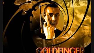 Goldfinger - Shirley Bassey (With lyrics)