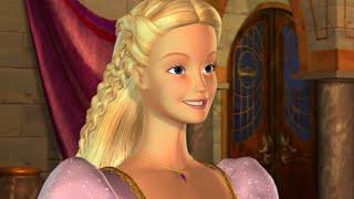 Barbie como Rapunzel | Martin E. Lewis