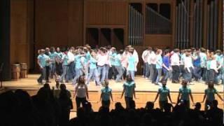 FSU Choral Camp 2010 - Ensemble Finale