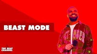 'BEAST MODE' Dark Trap Beat Instrumental 2017 | Hard Dope Rap Beat Freestyle Trap Type Beat Free DL